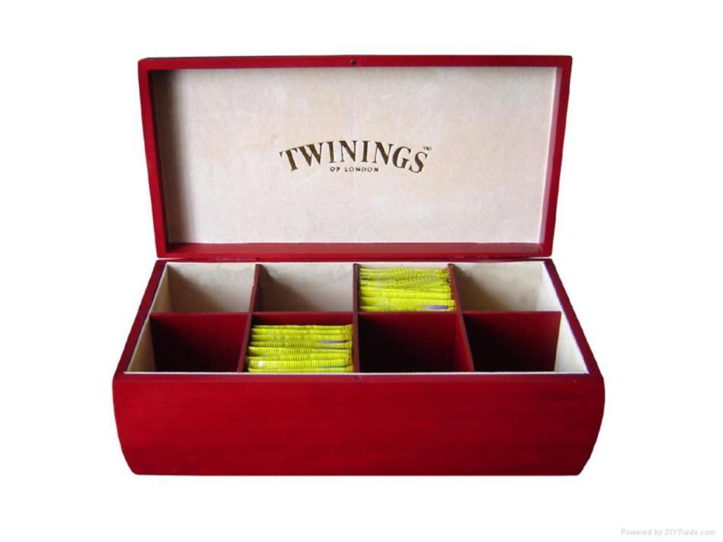 luxury tea package