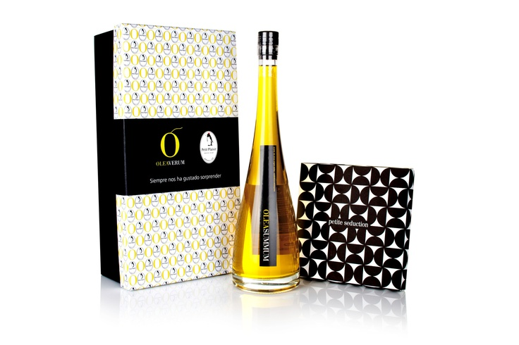 olive oil with box